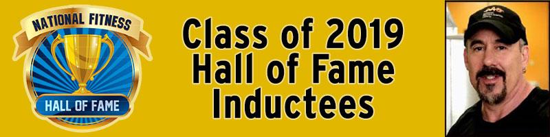Fitness Hall of Fame David Lyons