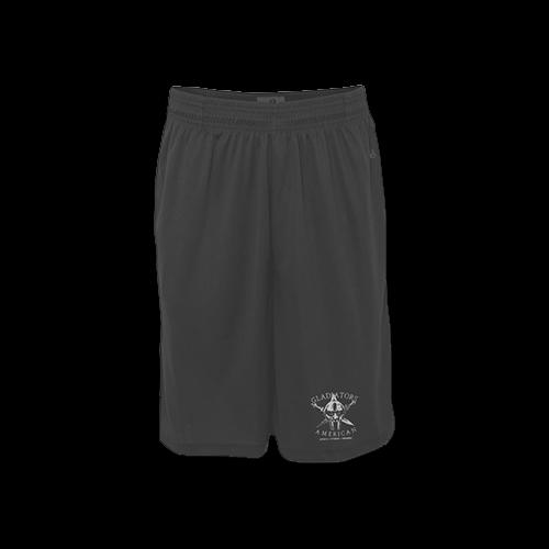 Mens Black Shorts
